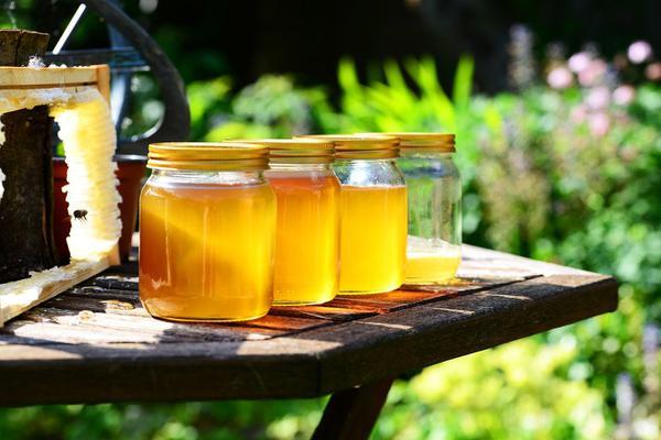 zdrowy miód naturalny wielokwiatowy