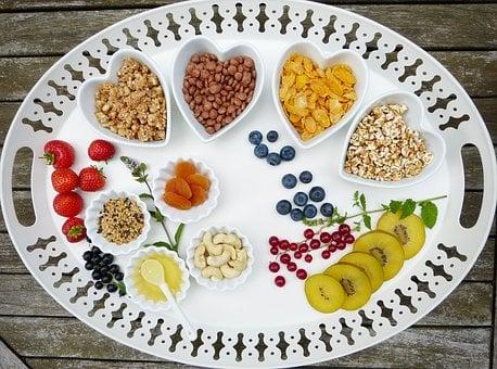 wartość odżywcza produktów spożywczych i potraw